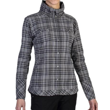ExOfficio Alba Funnel Neck Shirt - Long Sleeve (For Women)