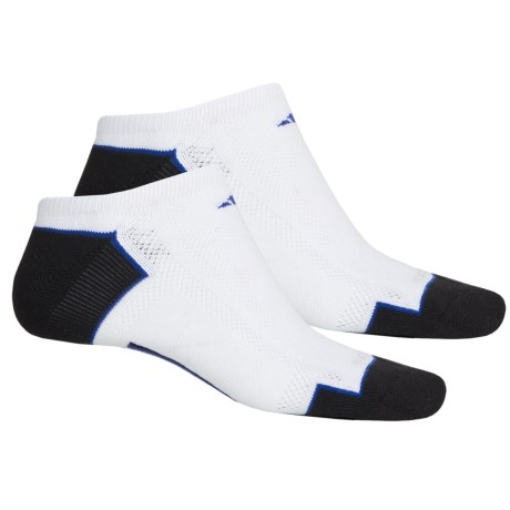 adidas outdoor ClimaCool® II No-Show Socks - 2-Pack, Below the Ankle (For Men)