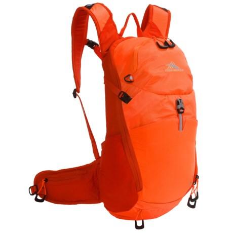 High Sierra Karadon 15L Backpack - Internal Frame