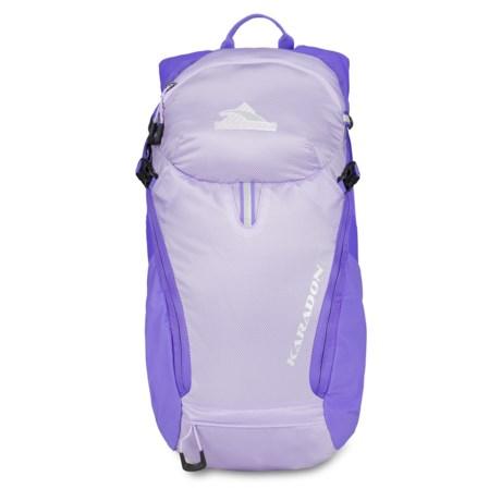High Sierra Karadon 10L Backpack - Internal Frame (For Women)