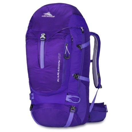 High Sierra Karadon 55L Backpack - Internal Frame (For Women)