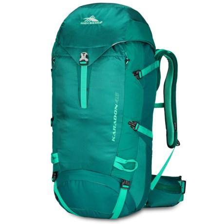 High Sierra Karadon 45L Backpack - Internal Frame (For Women)