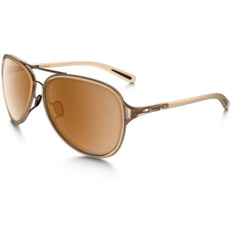 Oakley Kick Back Sunglasses - Polarized (For Women)