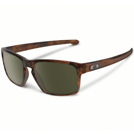 Oakley Sliver Sunglasses - Asia Fit