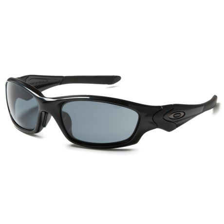 Oakley Straight Jacket Sunglasses - Asia Fit