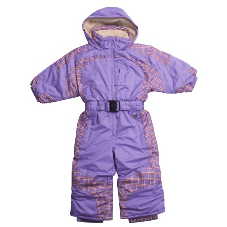 Dragonflies by Snow Dragons Smartie Snow Suit - Insulated (For Kids)