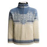 Dale of Norway Savalen Pullover Sweater - Windstopper® (For Men and Women)