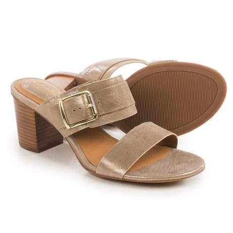 Clarks Ralene Rose Sandals - Leather (For Women)