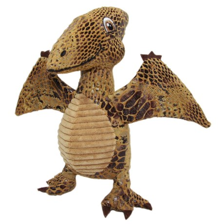 Best Pet Dinosaur Plush Squeaker Dog Toy