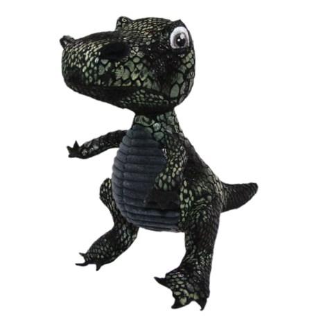 Best Pet Dinosaur Plush Squeaker Dog Toy