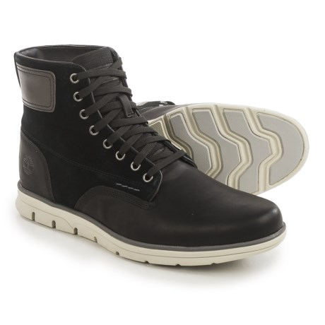 Timberland Bradstreet Chukka Boots - Leather (For Men)