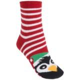 Apara Holiday Character Socks - Crew (For Women)