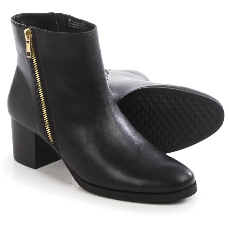 Aerosoles Boomerang Ankle Boots - Vegan Leather (For Women)