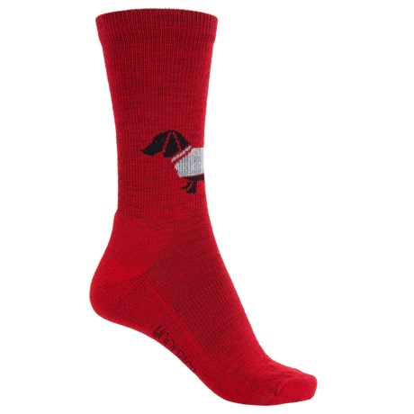 Woolrich Hound Socks - Merino Wool, Crew (For Women)