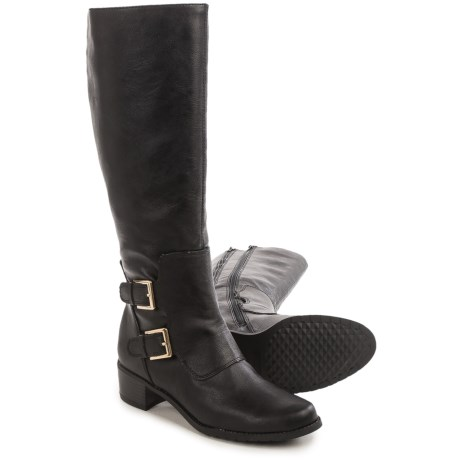 Aerosoles Ever After Tall Boots - Vegan Leather (For Women)