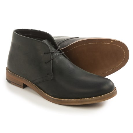 Crevo Dorville Chukka Boots - Leather (For Men)
