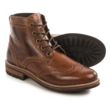 Crevo Speakeasy Wingtip Boots - Leather (For Men)