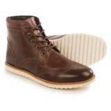 Crevo Boardwalk Wingtip Boots - Leather (For Men)