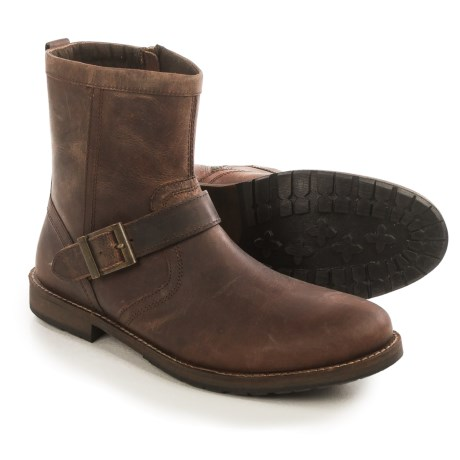 Crevo Carston Leather Boots (For Men)