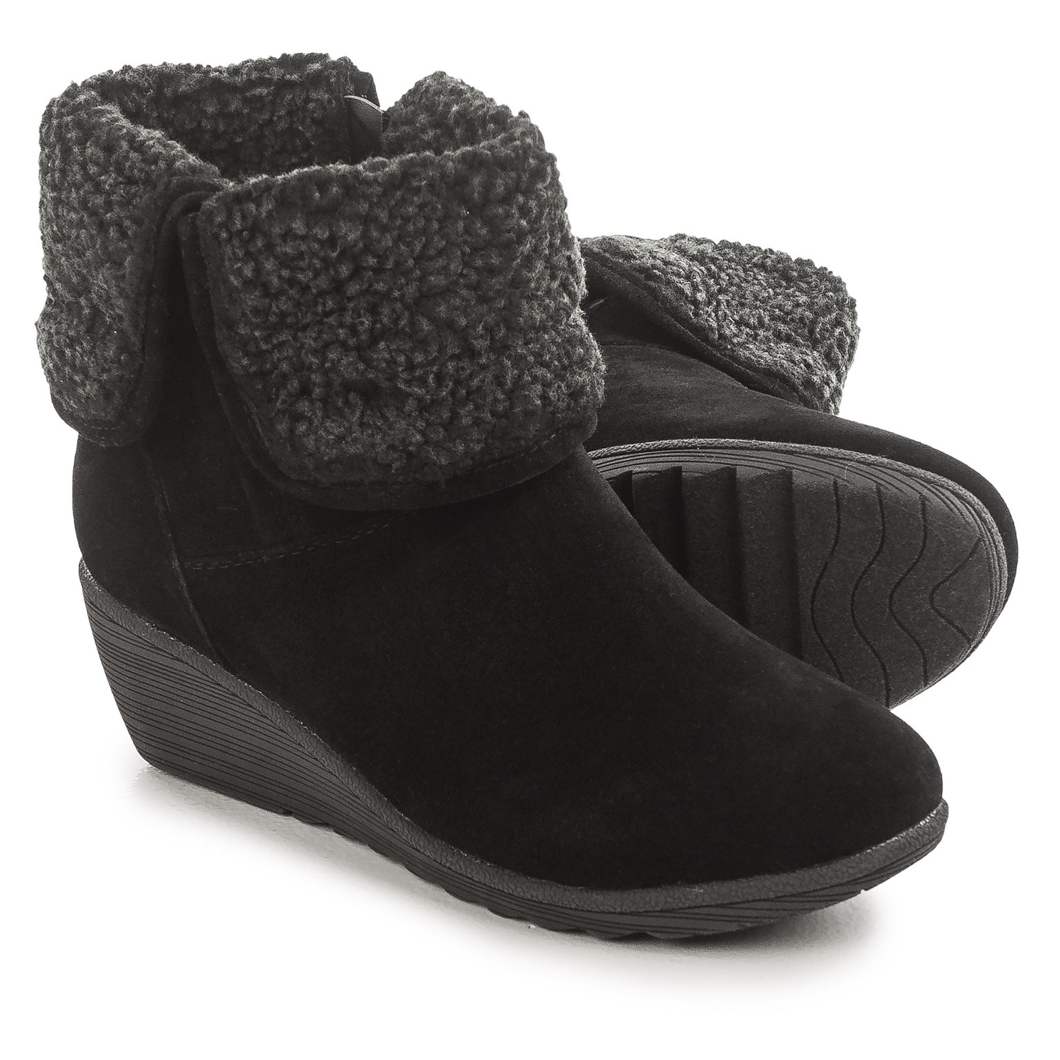 Serene Luuk Wedge Ankle Boots For Women 176kt Save 76