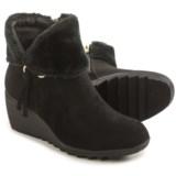 Serene Aliz Ankle Boots - Vegan Leather (For Women)
