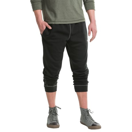 PONY Contrast Stitch Joggers (For Men)