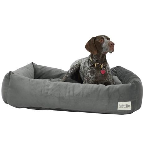 """SlumberJax Slumberjax Spa Dozer Pet Bed - Large, 38x30"""""""