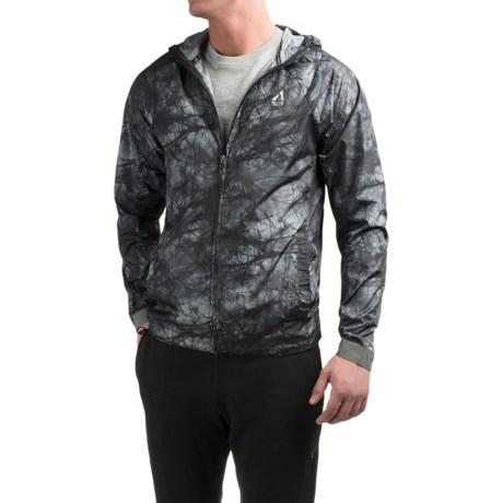 AL1VE Wind-Resistant Running Jacket - Hooded (For Men)