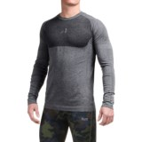 AL1VE Seamless Running Shirt - Long Sleeve (For Men)