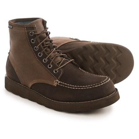 Eastland Lumber Up Moc-Toe Boots - Suede (For Men)
