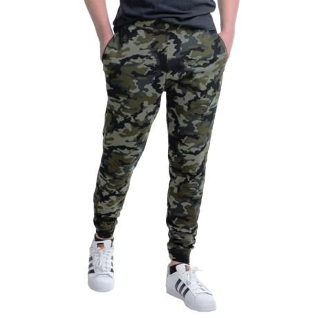 Layer 8 CVC Fleece Joggers (For Men)
