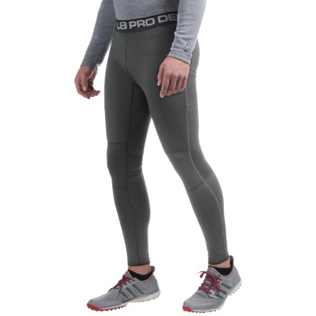 Layer 8 Cold Gear Embossed Tights (For Men)