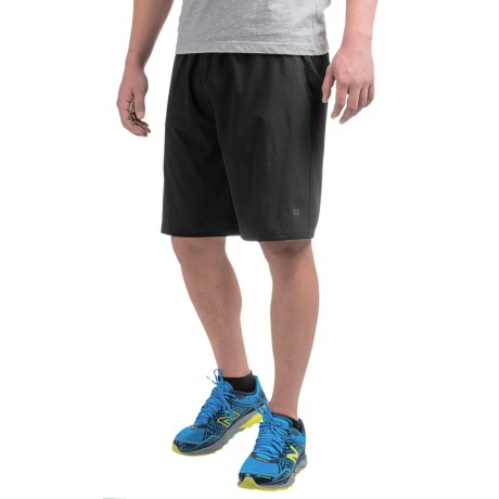 Layer 8 Stretch Woven Shorts (For Men)