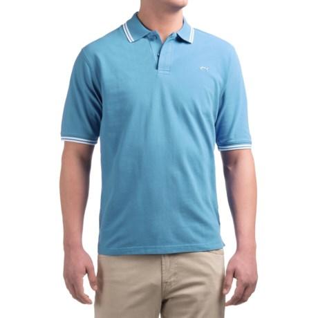 BlueFin Bluefin Rhode Island Polo Shirt - Short Sleeve (For Men)