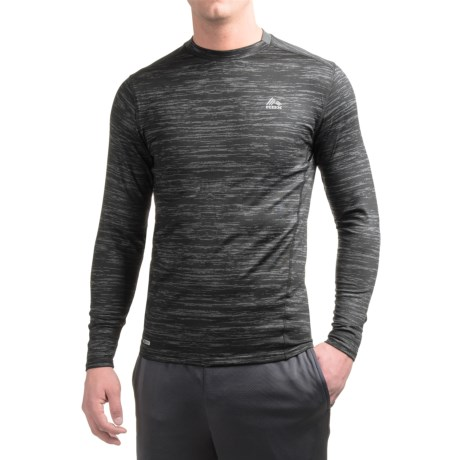 RBX Printed Compression Shirt - Long Sleeve (For Men)