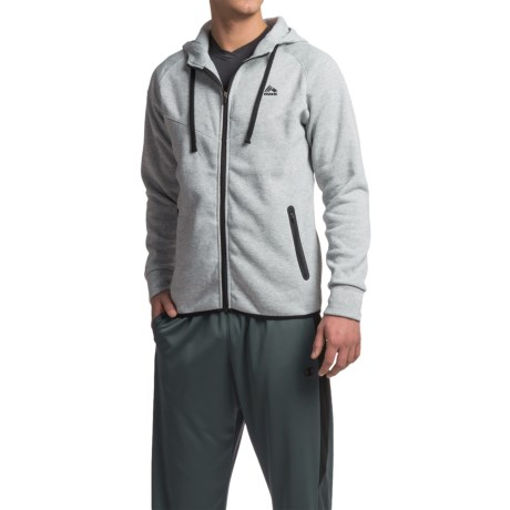 RBX Fleece Hooded Jacket - Full Zip (For Men)