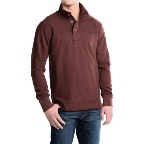 Jeremiah Taylor Button-Neck Shirt - Long Sleeve (For Men)
