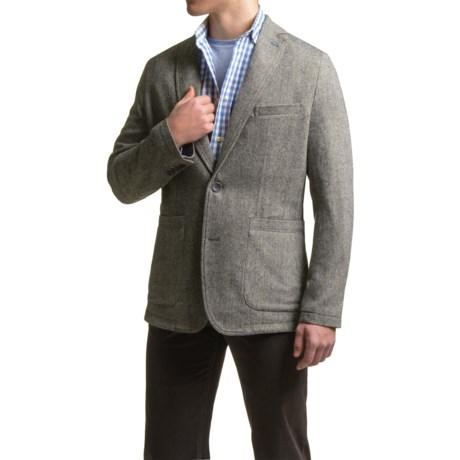 Viyella Unconstructed Blazer - Wool Blend (For Men)