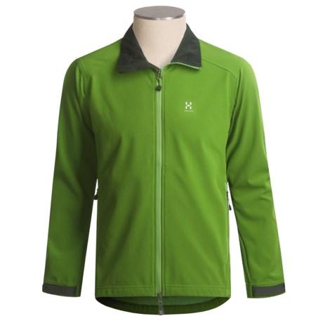 Haglofs Serpent Polartec® Power Shield® Jacket - Soft Shell (For Men)