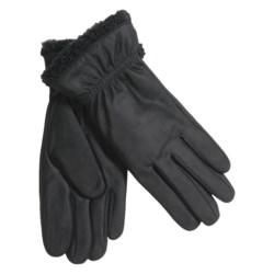 Cire by Grandoe Penny Sheepskin Gloves (For Women)