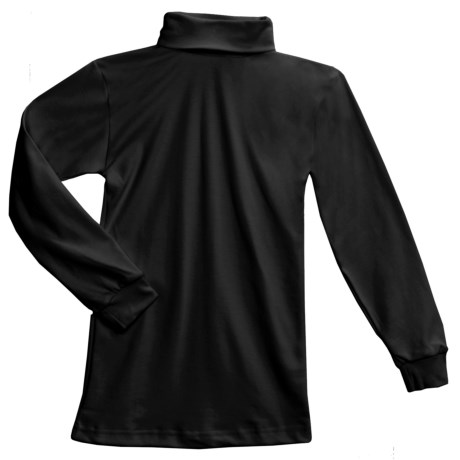 Kombi Cotton-Rich Turtleneck - Long Sleeve (For Youth)