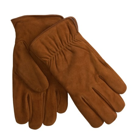 Cire by Grandoe Apres Ski Gloves - Suede (For Men)