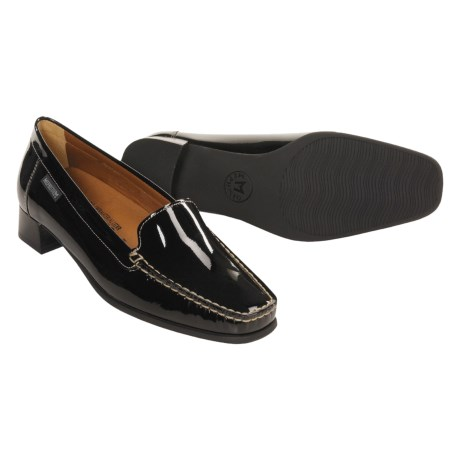 Mephisto Wabe Patent Leather Shoes - Slip-Ons (For Women)