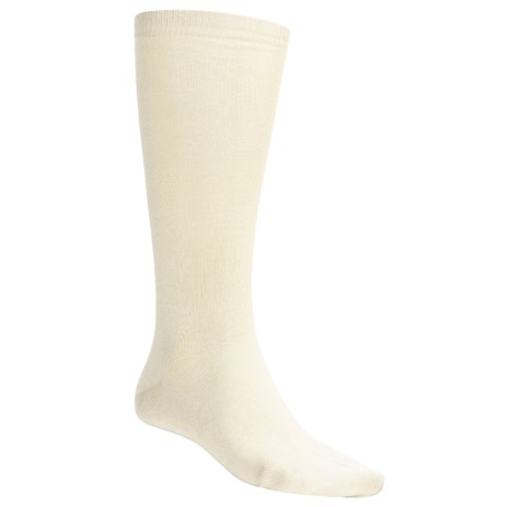 Terramar Lightweight Sportsilks Socks - Over-the-Calf (For Men and Women)