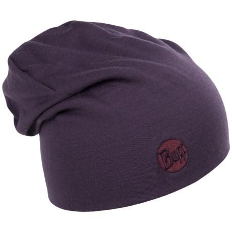 Buff Thermal Beanie - Merino Wool (For Men and Women)