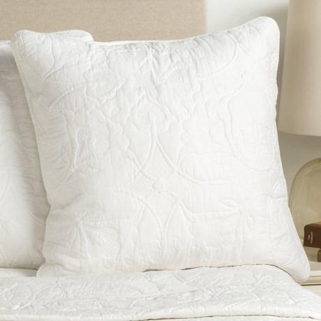 Barbara Barry Haiku Pillow Sham - Euro, Cotton