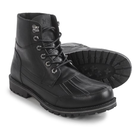Andrew Marc Otis Boots - Leather (For Men)