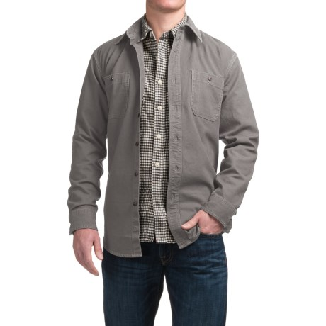 G.H. Bass & Co. G.H. Bass Mountain Peak Shirt - Long Sleeve (For Men)