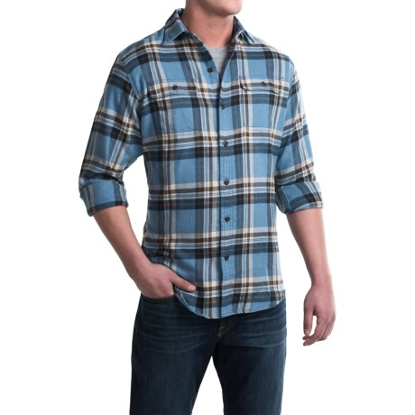 G.H. Bass & Co. Grafton Lodge Plaid Shirt - Long Sleeve (For Men)