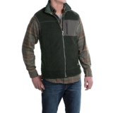 G.H. Bass & Co. Arctic Terrain Fleece Explorer Vest (For Men)
